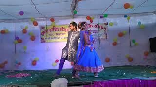 Chham Chham Baje Panv Ke Pairi... A&T Services  (ft- Dj Kishor )