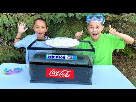 Heidi and Zidane Science Experiment for kids Pretend Play