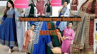 Meesho Partywear/Casual Wear C…