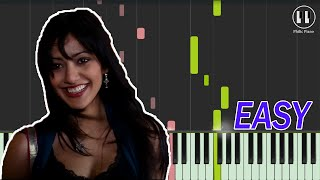 Mere Bina - Crook (2010) - EASY Piano Tutorial