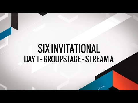 Team Reciprocity vs. G2 Esports – Six Invitational 2020 – Group BD– Day 1 – Stream A