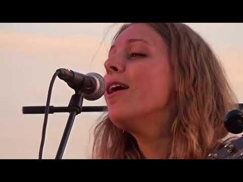 Sophie de Winter à l'Open Sky Festival 2017