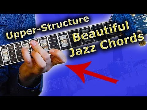 Upper Structure Triads on a II-V-I - How to Make Expensive Chords