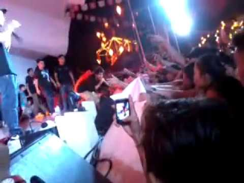 ABRA LIVE in Pagadian City with APEKZ Dec.19,2014