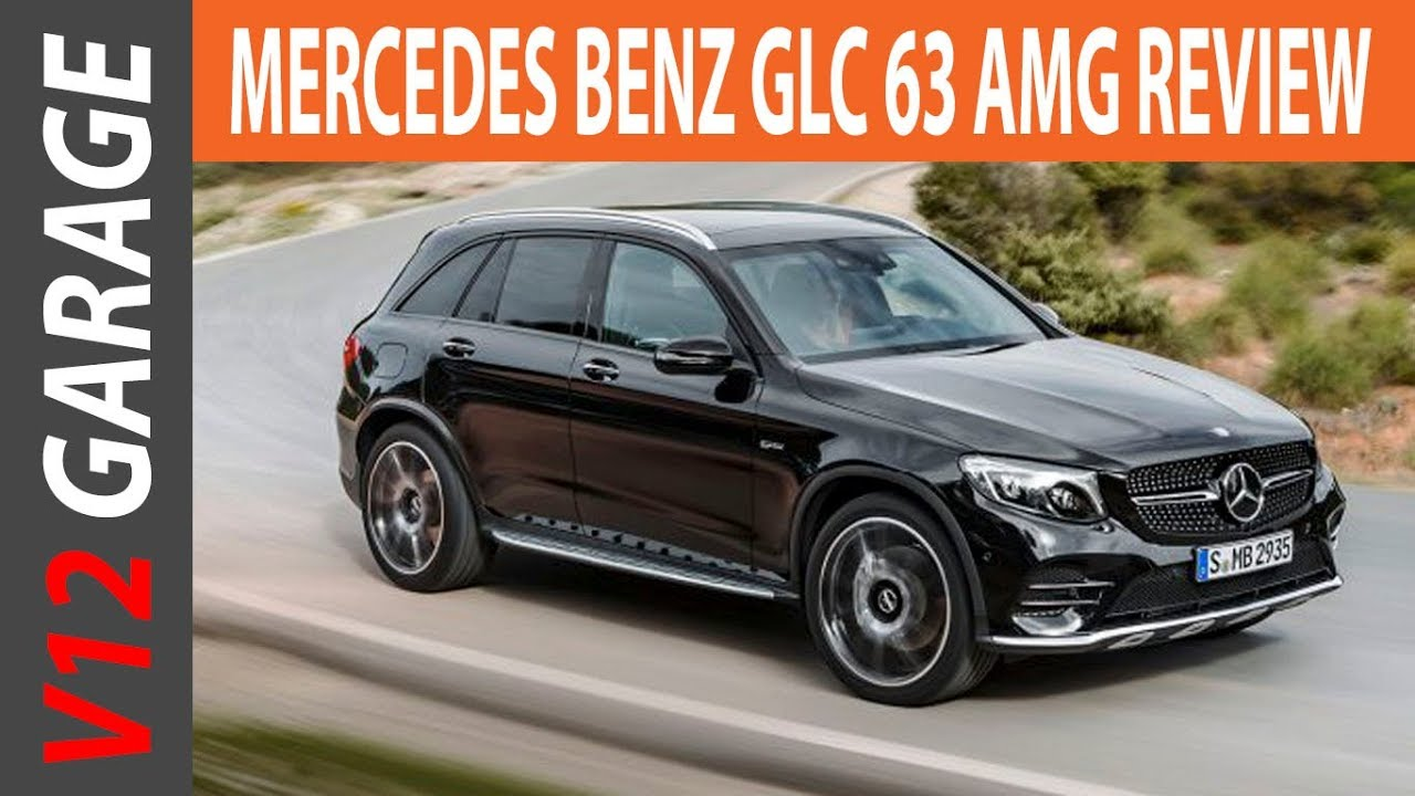 2018 Mercedes Benz Glc 63 Amg Review And Release Date