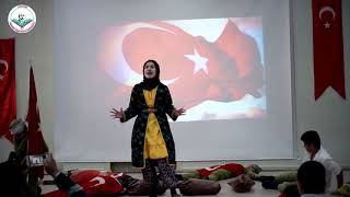 İçiniz Titreyecek | İstiklal Marşını Güzel Okuma Yarışması Nusaybin 2019