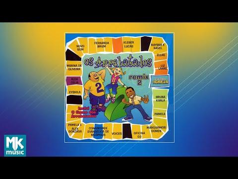 💿 Os Arrebatados - Remix Vol. 2 (CD COMPLETO)