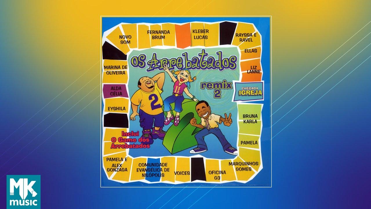VOLUME REMIX 1 ARREBATADOS BAIXAR CD