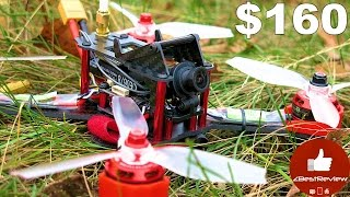 ✔ Крутой RTF Квадрокоптер Крест Realacc GX210 ($160 с купоном)! Banggood