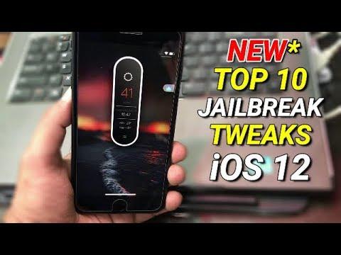 *NEW* Top 10 Cydia Tweaks Compatible iOS 12-12.1.2 (Unc0ver Jailbreak)