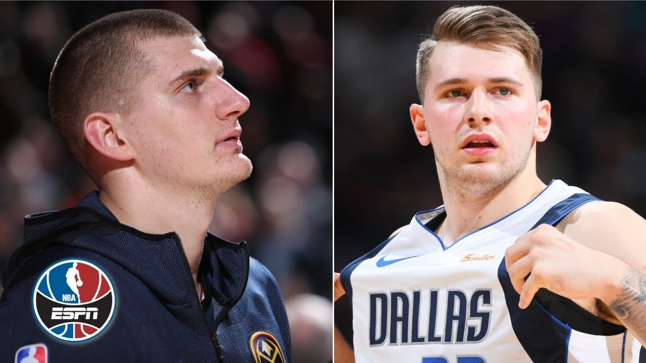 Luka Doncic, Nikola Jokic both drop big double-doubles in Denver | NBA Highlights