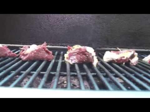 How to Cook Elk Steak Wraps