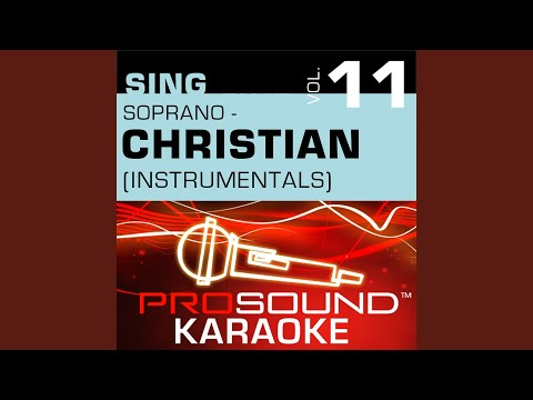 Through The Storm (Karaoke Instrumental Track) (In the Style of Yolanda Adams)