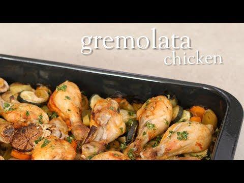Slimming World Gremolata Chicken Recipe - FREE