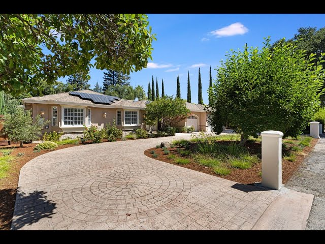 Exquisite Custom Residence in Los Altos, California   Sotheby's International Realty
