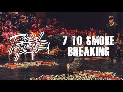 RADIKAL FORZE JAM 2019 | 7 TO SMOKE BREAKING
