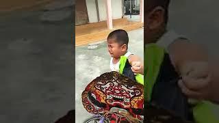 Story WA anak kecil marah lucu