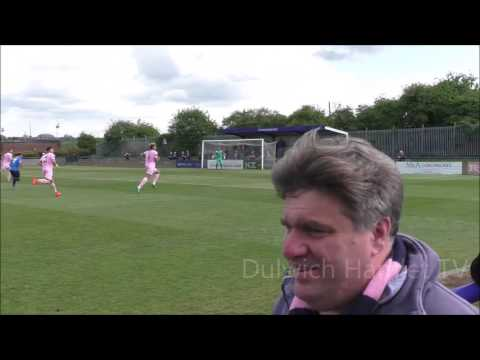 Preston Edwards Save vs Wingate & Finchley, Ryman League Premier Division, 22/04/17