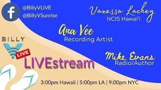 LiveStream from Honolulu, Hawaii on Billy V LIVE!