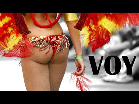 VOY ♡ Sambala 〔Music Visualizer in After Effects〕‣ BEATS ON SAMBA GRIL