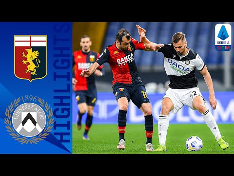 Genoa Udinese Goals And Highlights