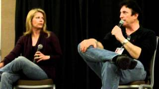 Richard Epcar and Mary Elizabeth McGlynn's Ghost In The Shell Q&A at Shuto Con 2012 Part 1 Thumbnail