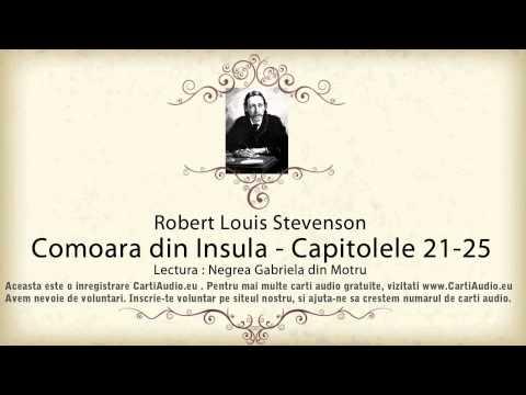 Robert Louis Stevenson - Comoara din Insula - Capitolele 21-25