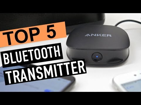 BEST 5: Bluetooth Transmitter 2018
