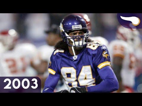 Moss Mondays #2 – Chiefs vs. Vikings (Week 16, 2003) Classic Highlights