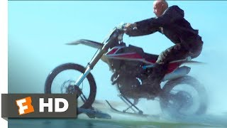 xXx: Return of Xander Cage (2017) - Ski-Bike Chase Scene (6/10) | Movieclips