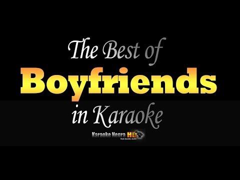 Sumayaw, Sumunod - Boyfriends ( Karaoke / Instrumental Cover )