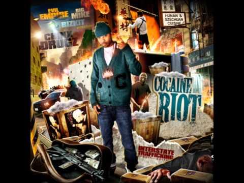 Chinx Drugz - Finish Line (Cocaine Riot) Coke Boyz