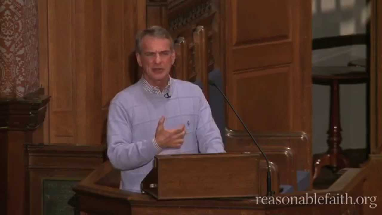 Dr. Craig's Personal Journey to Faith