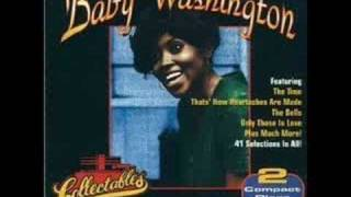Baby Washington - The Clock