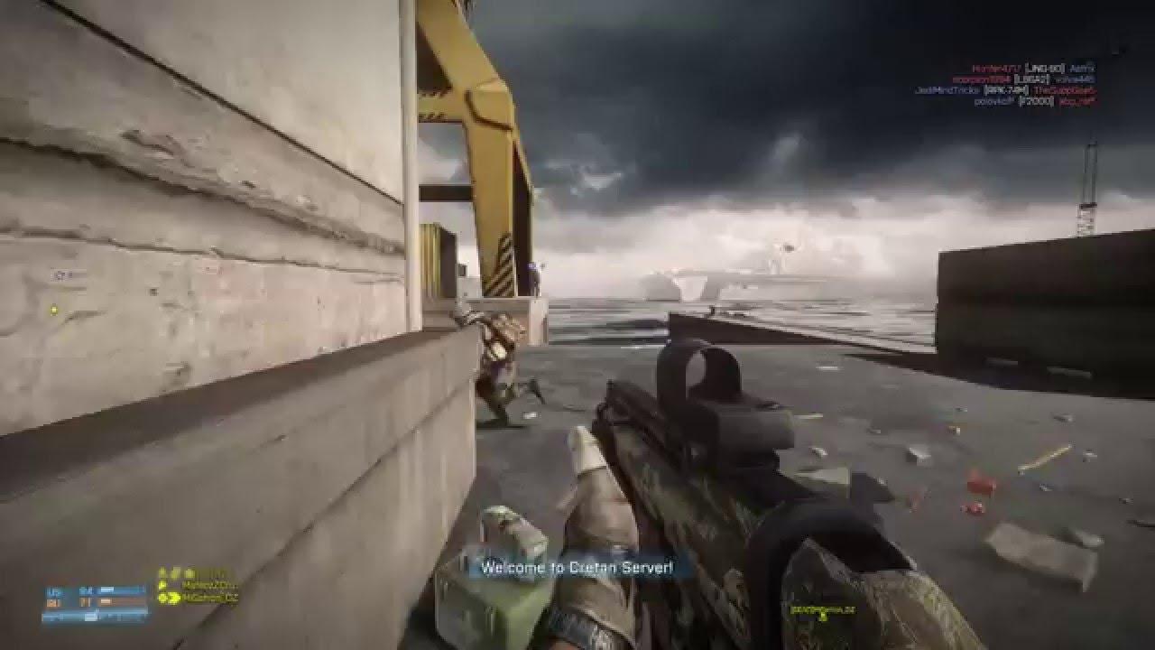 Battlefield 3 - Multiplayer Gameplay [PC] (Ultra Settings ...