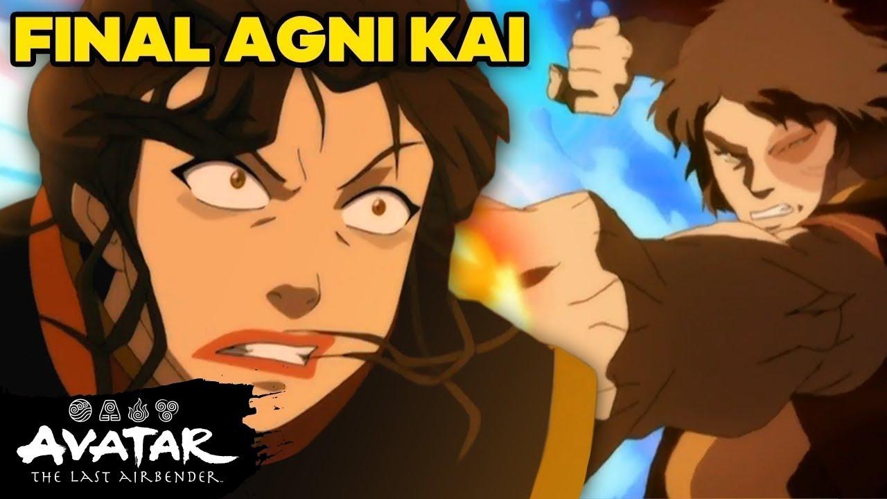 Download Zuko + Katara vs. Azula 🔥FULL Agni Kai | Avatar