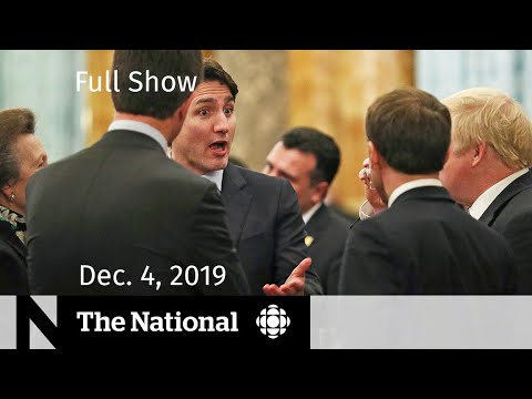 The National For Wednesday, Dec. 4 — Trudeau's Candid Trump Comments; Rising Food Prices