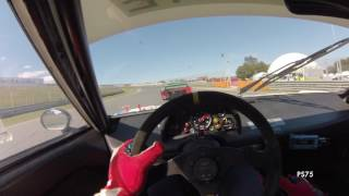 BMW M1 vs Lancia Beta @Jarama Peter Auto Classic Endurance Race
