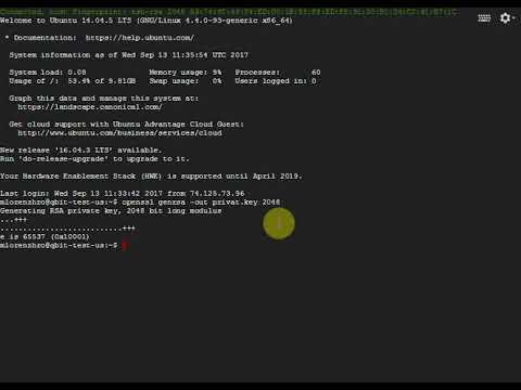 generate private key openssl sha256