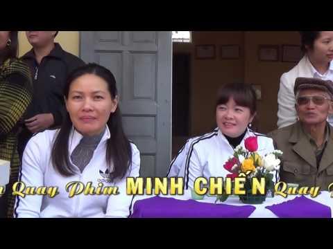 Trường Mầm Non Dân Tiến Quay Phim MInh Chiến Đại Hội Thể Thao 2016