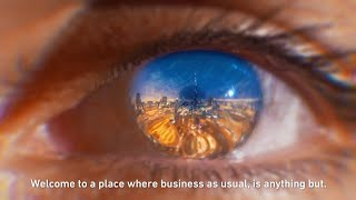 OPEN YOUR EYES TO DUBAI - EASE OF BUSINESS