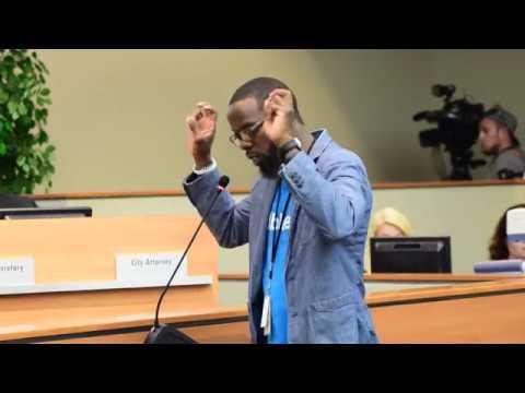 Part two Richard Baxter addresses the Tulsa City Council 8/2017