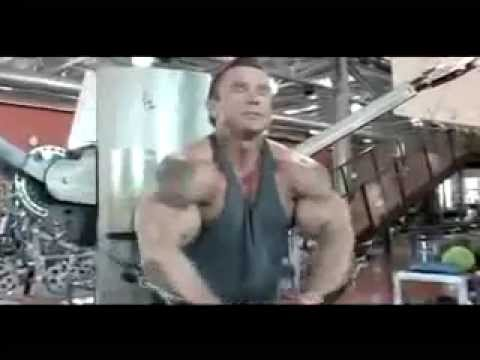 lee priest bodybuilding - The Blond Myth - Scorpions - No Pain No Gain - ACDC - TNT