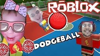Roblox Dodgeball - France Xbox One [Père et Fils] CharlieBrownTV