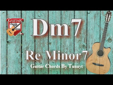 Guitar guitar chords dm7 : ★ ★ ★Re7 minor | How to play Dm7 chords on guitar | Re minor 7 ...