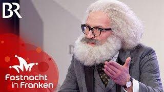 Oliver Tissot als Karl Marx