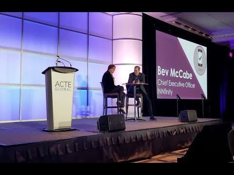 NDC, Blockchain and the Future of Travel Booking at ACTE Toronto 2017