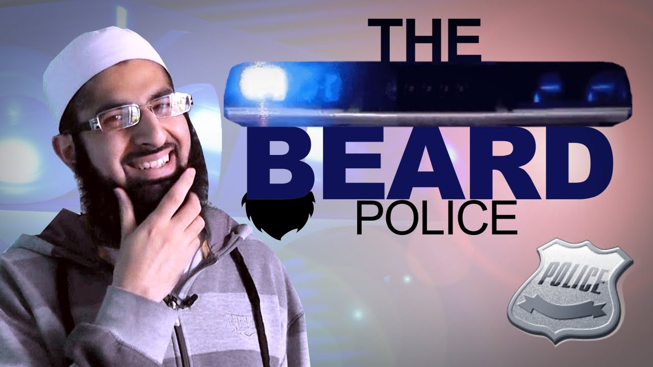 The Beard Police | ISLAMIC COMEDY