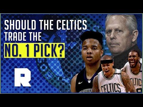 Should The Celtics Trade The No. 1 Pick? | NBA Draft Lottery | The Ringer