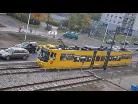 Tramwaje Warszawskie-Metro Wilanowska i Służew nad Dolinką